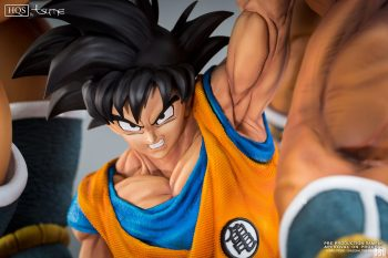 The Quiet Wrath of Son Goku