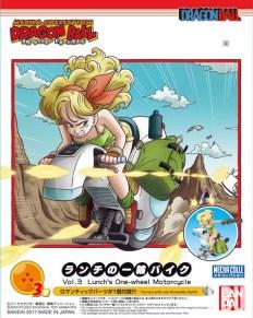 Mecha Collection Dragon Ball vol.3