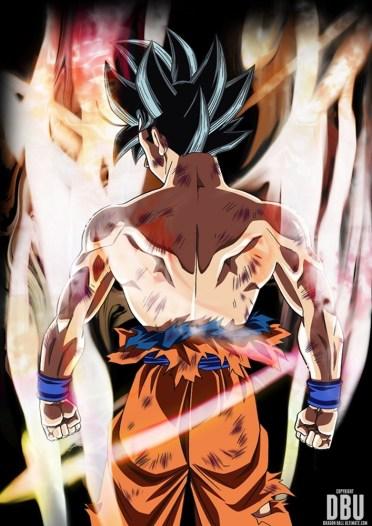 L'affiche promotionnelle du nouvel arc : La Survie de l'Univers