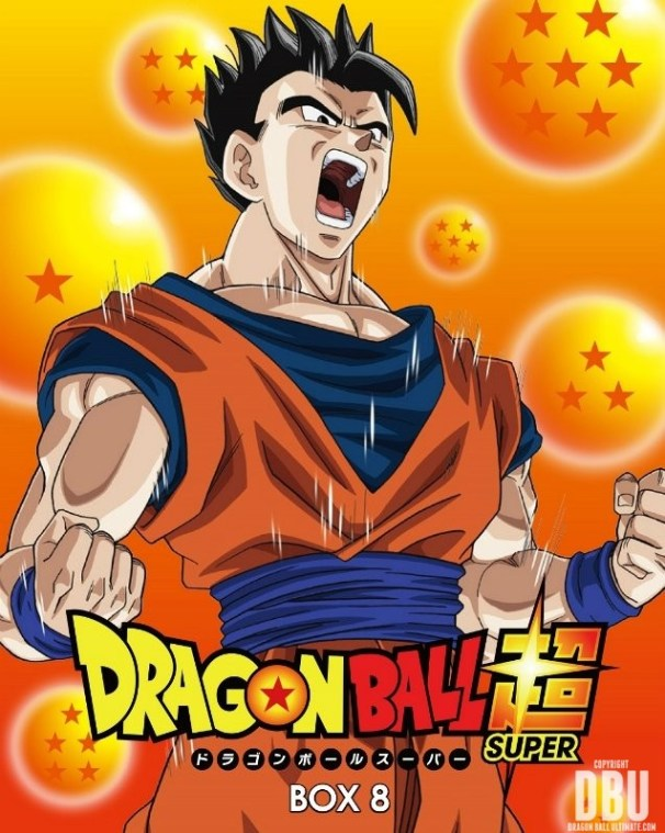 Dragon Ball Super Box #8