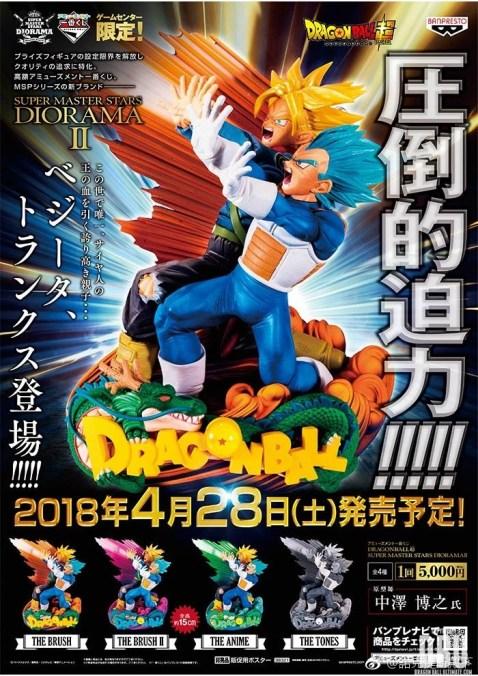 Super Master Stars Diorama II