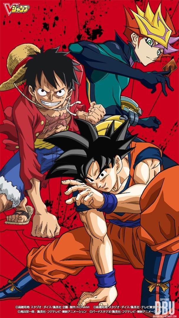 Wallpaper du V-Jump #02