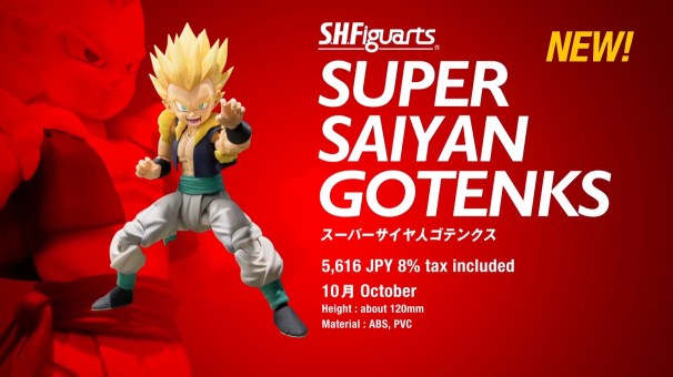 Gotenks Super Saiyan