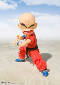 S.H. Figuarts de Kuririn (enfant)