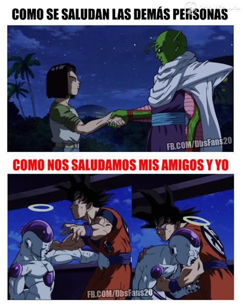 Imagenes Memes Videos Graciosos De Dragon Ball Foros Dz