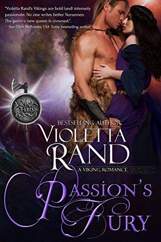 Passion's Fury (Viking's Fury Book 3)