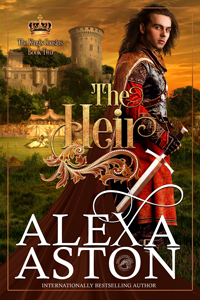 The Heir _____________ (The King's Cousins Book 2)
