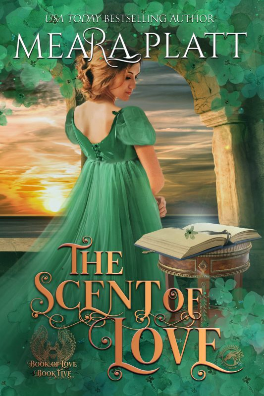 The Scent of Love ______(The Book of Love 5)