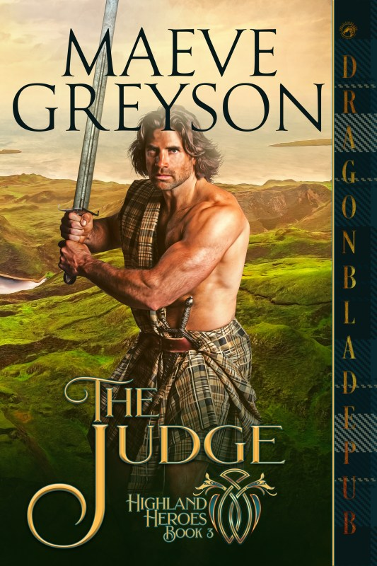 The Judge ______(Highland Heroes Book 3)