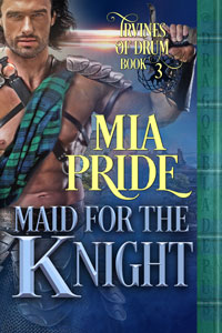 Maid for the Knight (Irvines of Drum Book 3)