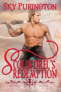 Scoundrel's Redemption (Highlander's Pact Book 3)