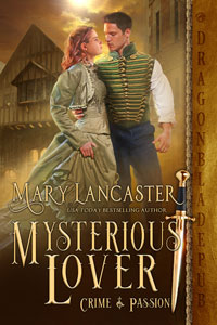 Mysterious Lover (Crime & Passion Book 1)