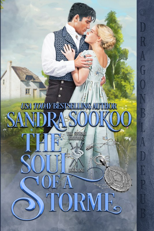 The Soul of a Storme (The Storme Brothers Book 1)