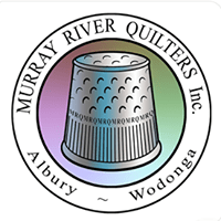 Murray River Quilters logo
