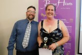 Volunteer of the year- Michelle and Tony Purtell