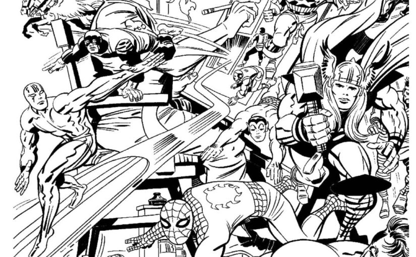A Jack Kirby Interview