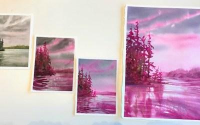 Powerful, Personal Paintings Virtual Workshop