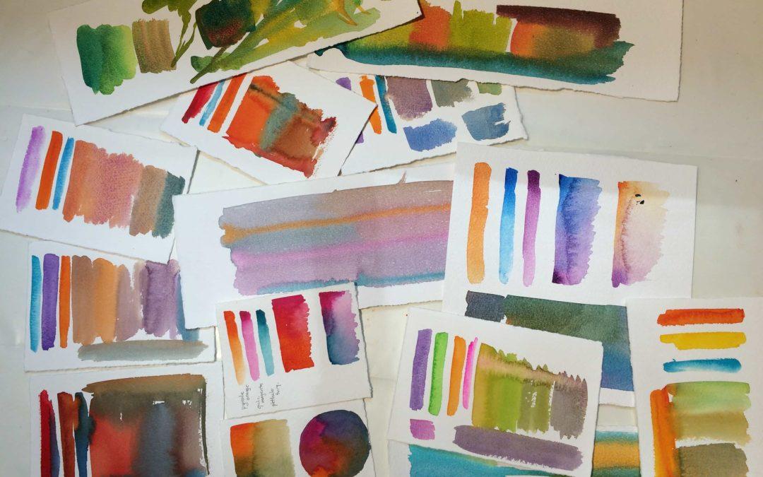 Using Colorways