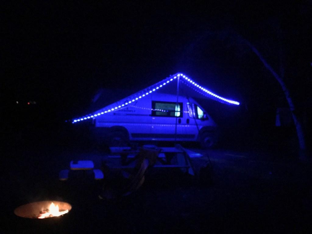 Haku Wing Van Lights