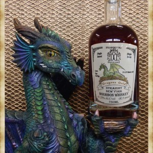 Dragons Gold Bourbon Whiskey 750 ml