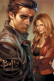 Buffy S8 - Xander and Buffy