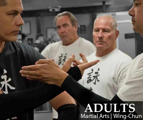 OC Martial Arts for Adults