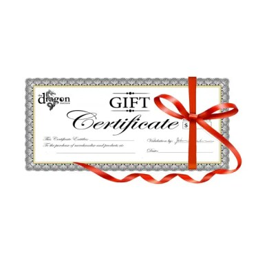 Gift Certificate - The Dragon Institute