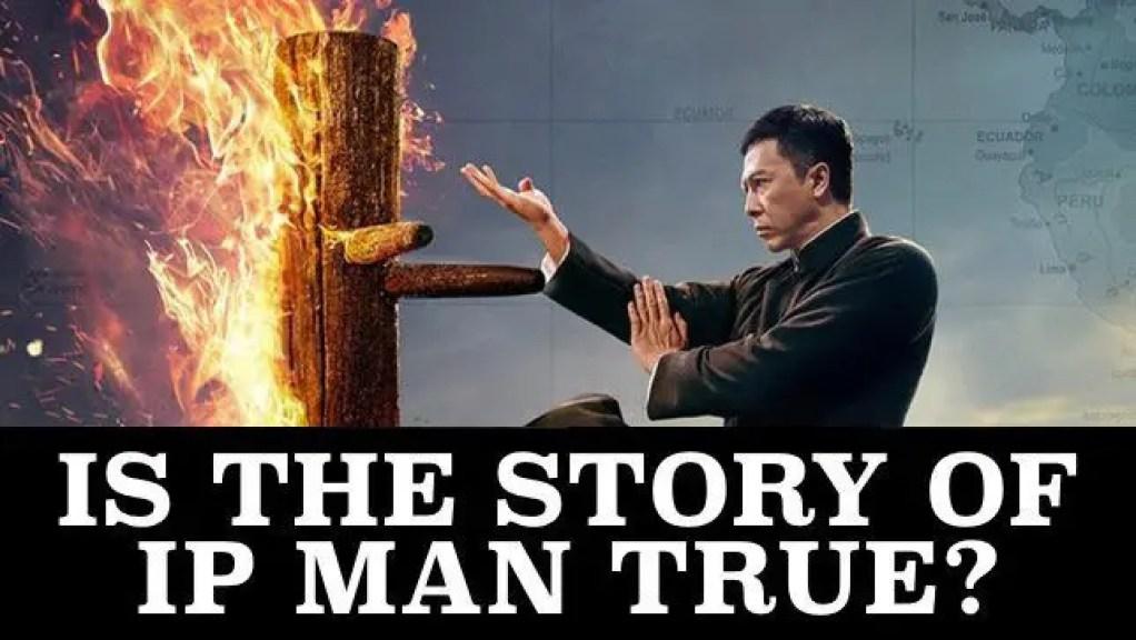 Ip Man True Story