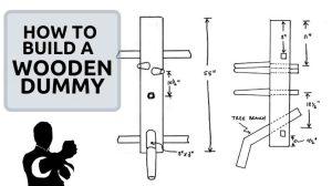 How to Build a Wooden Dummy