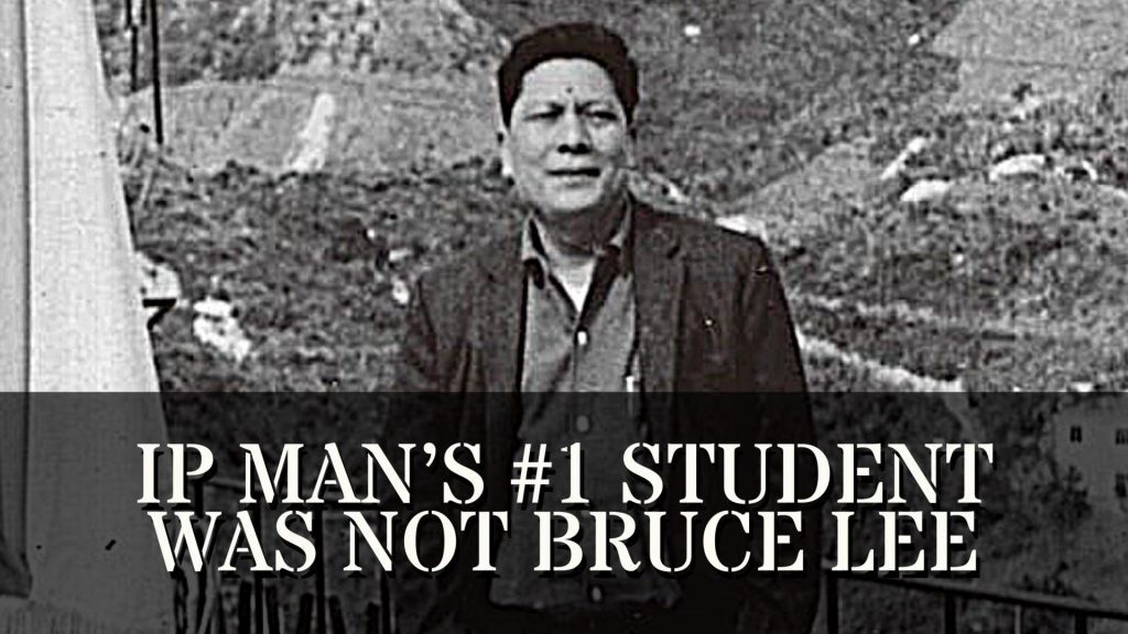 Ip Man's Best Student