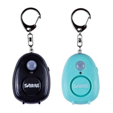 SABRE Personal Alarm w/ Motion Detector