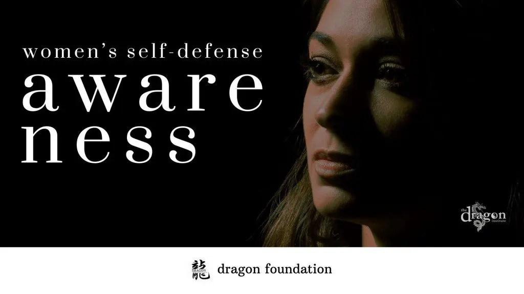 Awareness - Womens Self-Defense