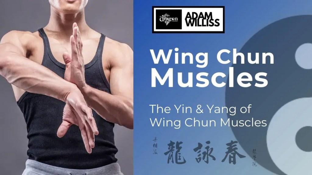 Wing Chun Muscles