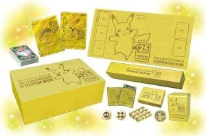 Pokemon TCG Japanese 25th Anniversary Golden Box (Interest List)