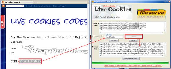 Cuentas Premium de Megaupload, Rapidshare, Hotfile, Fileserve, FileSonic (5/6)
