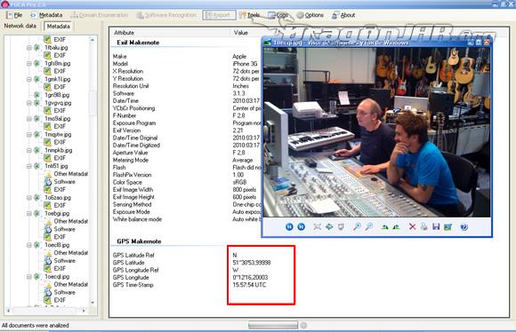 Juanes GPS5 Cómo localizar usuarios de twitter y flickr a través de sus fotos