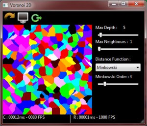 Voronoi1Neighbour