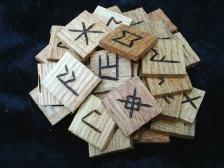 Solid Oak Tiles