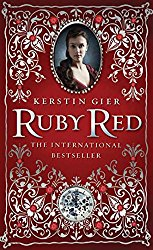 YA Fantasy Book Review: Ruby Red by Kerstin Gier