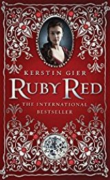 YA Fantasy Book Review: Ruby Red by Kerstin Gier – Dragons & Spaceships