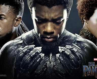 image of Marvel's Black Panther Facebook banner