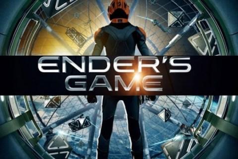 A-Z Challenge Ender's Game