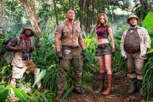 Jumanji 2~RPG Yes Please!