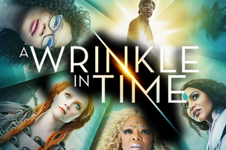 A-Z Challenge – A Wrinkle In Time