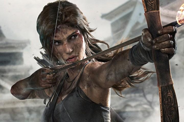 A-Z Challenge Tomb Raider