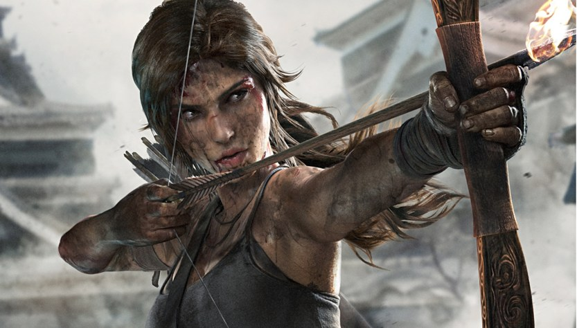 tomb raider game character image