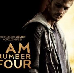 i am number four poster image