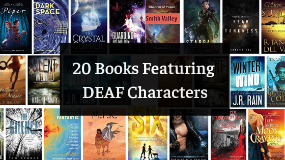 Top Twenty Science Fiction Fantasy Stories Featuring the Deaf
