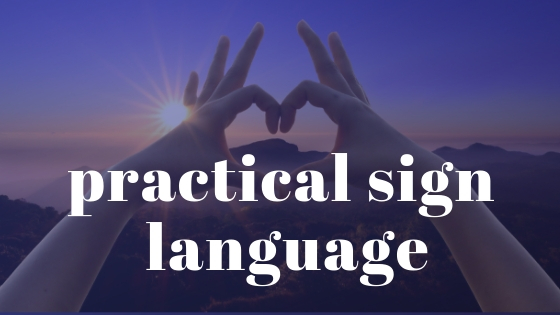 Sign Language in Space Opera a Practicality