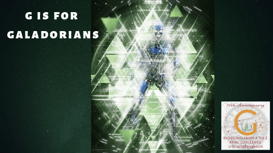Pure Fiction But We Wish It Was Real: G is for Galadorians